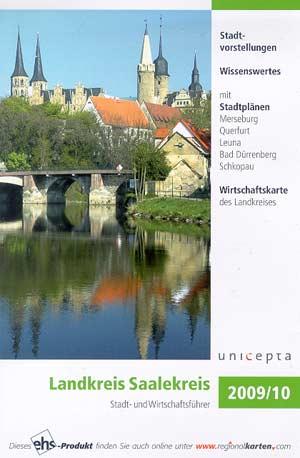 Landkreis Saalekreis 2009/10 Stadt- und Wirtschaftsführer