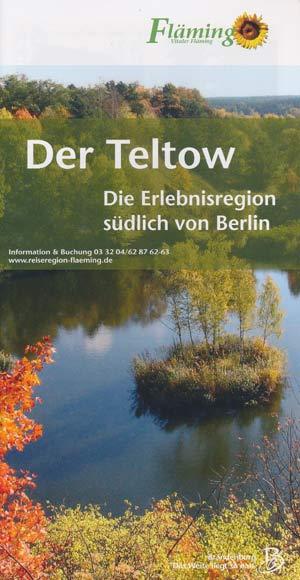 Der Teltow - Die Erlebnisregion südlich von Berlin