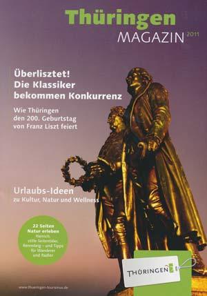 Thüringen Magazin 2011