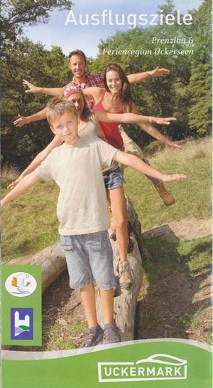 Ausflugsziele Prenzlau und Ferienregion Uckerseen