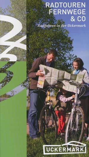 Radtouren Fernwege und co in der Uckermark