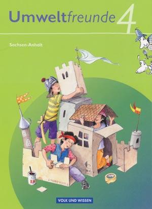 Umweltfreunde  4 Sachsen-Anhalt, Verlag Volk und Wissen