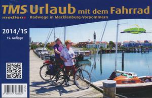 Radtourenbuch Urlaub mit dem Fahrrad Mecklenburg-Vorpommern