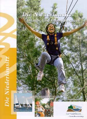 Urlaubs- und Freizeitmagazin Niederlausitz