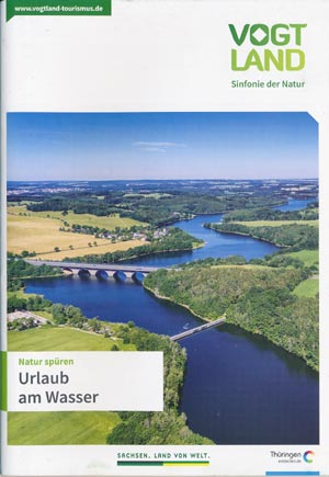 Natur spüren - Urlaub am Wasser im Vogtland