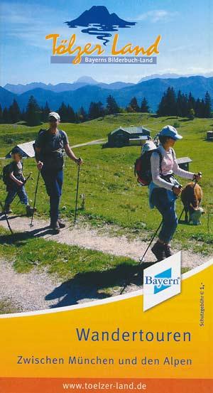 Wandertouren zwischen München und den Alpen