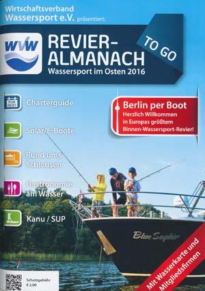 Revier Almanach - Wassersport im Osten 2014