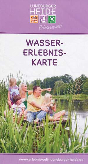 Wassererlebniskarte Lüneburger Heide