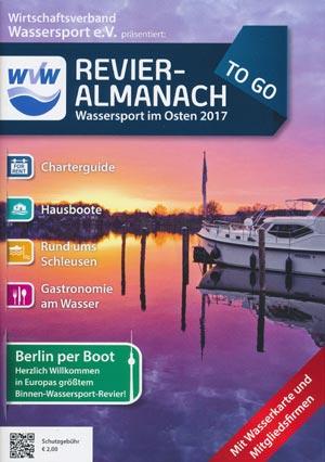 Revier Almanach - Wassersport im Osten 2017