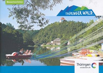 Wassertourismus Thüringer Wald