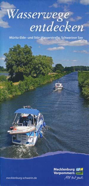 Wasserwege entdecken - Müritz-Elde- und Stör-Wasserstraße, Schweriner See
