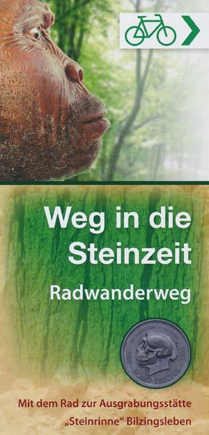 Weg in die Steinzeit - Radwanderweg