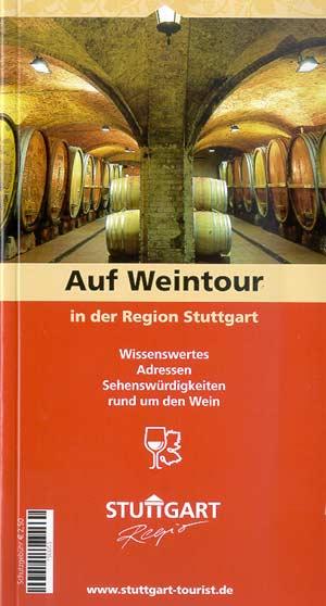 Auf Weintour in der Region Stuttgart