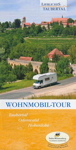 Wohnmobil-Tour Liebliches Taubertal, Odenwald, Hohenlohe