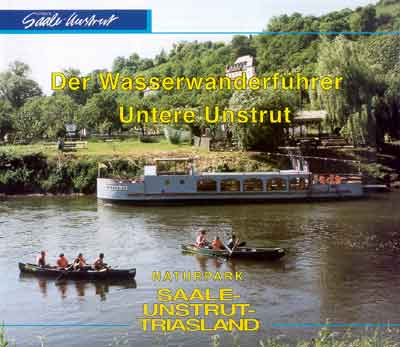 Wasserwanderführer Untere Unstrut Artern bis Naumburg