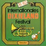 Various Artists - Internationales Dixielandfestival Dresden 81/82