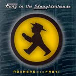 Fury In The Slaughterhouse - Nowhere Fast [CD]