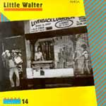 Amiga-Blues-Collection 14 - Little Walter [LP]
