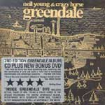 Young, Neil & Crazy Horse - Greendale 2nd edition [CD+DVD]