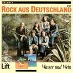 Lift – Wasser und Wein - Rock aus Deutschland Ost Volume 6 [LP]