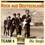 Team 4 – Rock aus Deutschland Ost Volume 2 [LP]