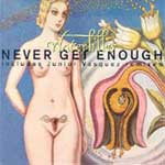 Waterlilles - Never get enough incl. Junior Vasquez remixes