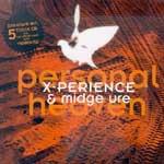 X-Perience & Midge Ure - Personal heaven